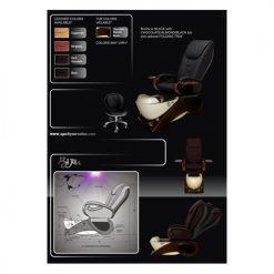 Bijour Spa Pedicure Chair