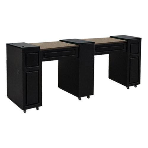 Canterbury Manicure Table Black C