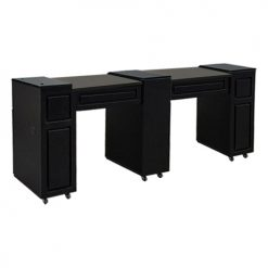 Canterbury Manicure Table Black C