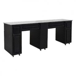 Canterbury Manicure Table Black CB