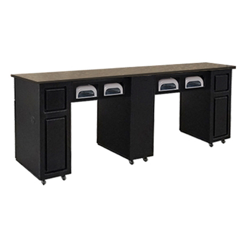 Canterbury UV Manicure Table Black B