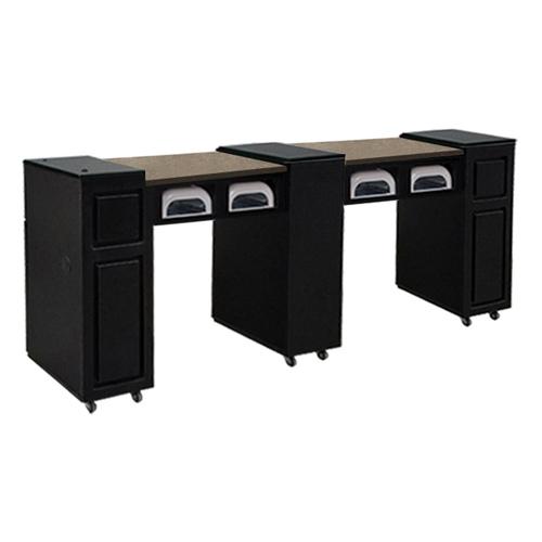 Canterbury UV Manicure Table Black C