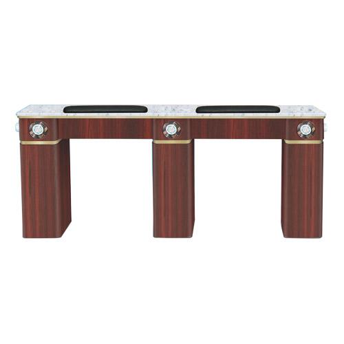 Verona Double Manicure Table