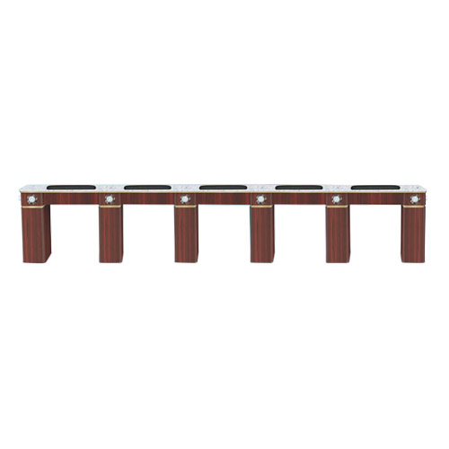 Verona Quintupe Manicure Table – 5 Units