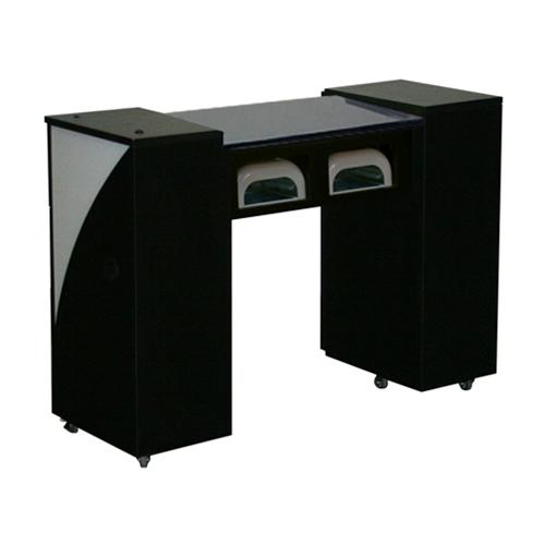Edita UV Manicure Table Black A