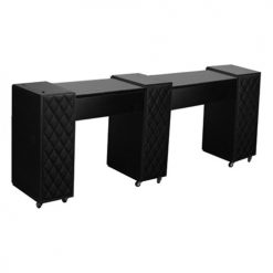 Le Beau Manicure Table Black C