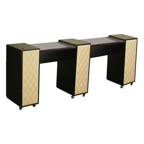 Le Beau Manicure Table Black C