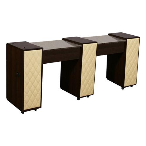 Le Beau Manicure Table Chocolate C