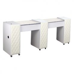 Le Beau Manicure Table White C
