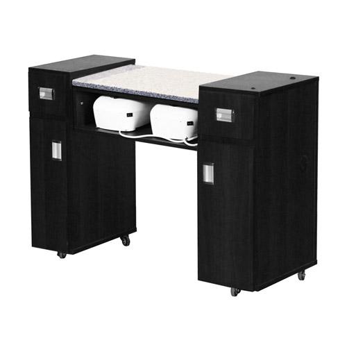 Le Beau UV Manicure Table Black A
