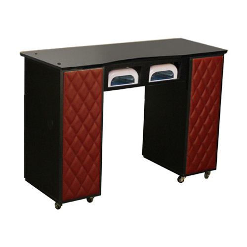 Le Beau UV Manicure Table Black B
