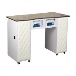 Le Beau UV Manicure Table White B