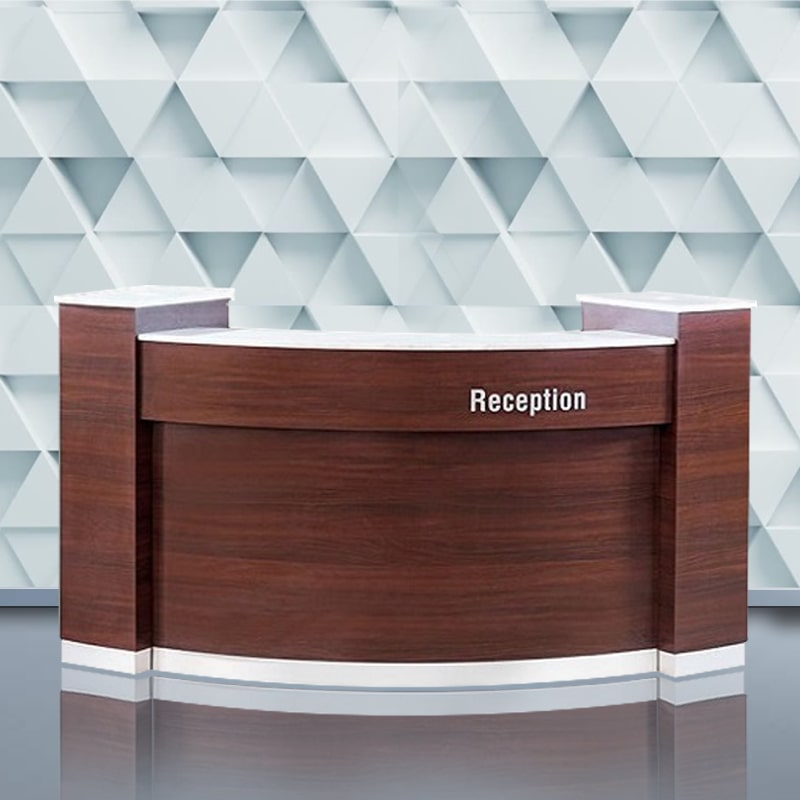 RECEPTION DESKS min - Regal nail store supply
