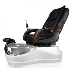 16 Cleo Se Pedicure Spa White Black