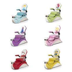 Brianna Kid Spa Pedicure Chair 3