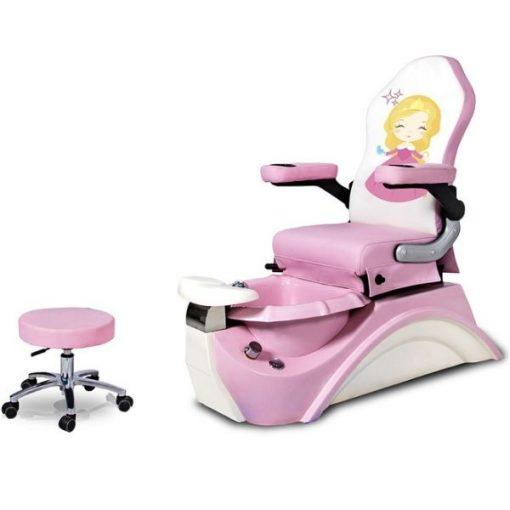 Brianna Kid Spa Pedicure Chair