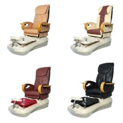 G450 Bellagio Pedicure Spa Chair 4