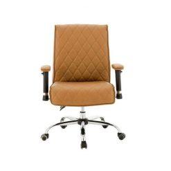 Delia Customer Chairs Cappuccino