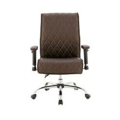 Delia Customer Chairs Coffee