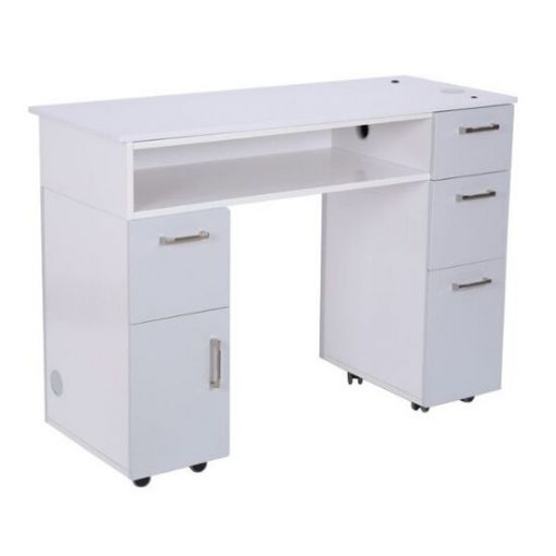 Milan Manicure Table