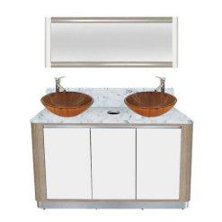 Nova II Double Sink