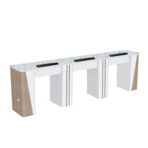 Nova II Triple Nail Table