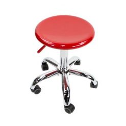 Ruby Red Technician Stool Best Price