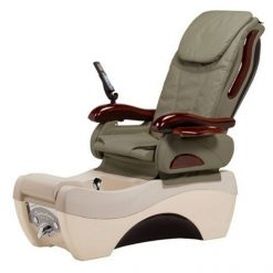 Chocolate 777 Spa Pedicure Chair Color