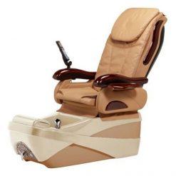Chocolate Se Spa Pedicure Chair 12