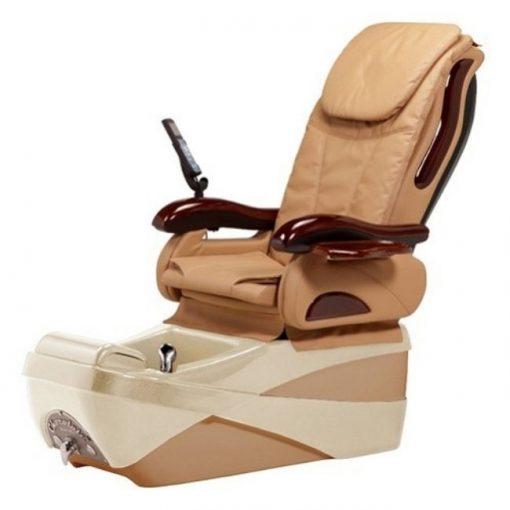 Chocolate SE Spa Pedicure Chair