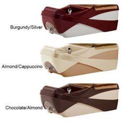 Chocolate Se Spa Pedicure Chair 18