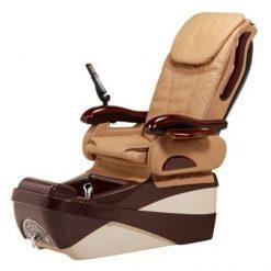 Chocolate Se Spa Pedicure Chair 2