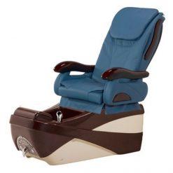 Chocolate Se Spa Pedicure Chair 3