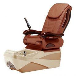 Chocolate Se Spa Pedicure Chair 7