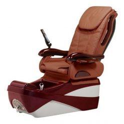 Chocolate Se Spa Pedicure Chair 8
