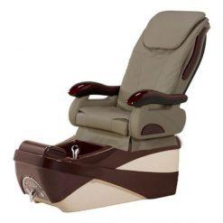 Chocolate Se Spa Pedicure Chair 9