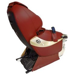 Diva Deluxe Spa Pedicure Chair With Free Pedicure Stool