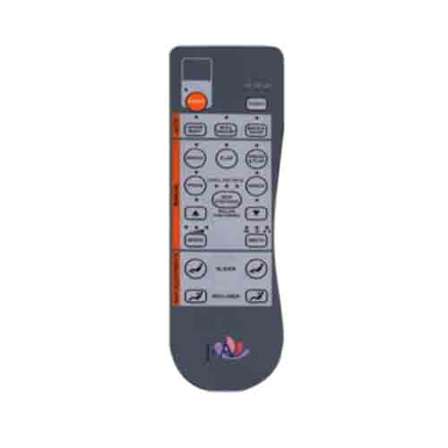 Remote Sticker For Pacific AX and Cleo AX Pedicure Spa Chair – Pedicure Spa Chair Parts