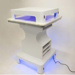 Sonoma Square Nail Dryer Table