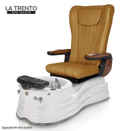La Trento Pedicure Spa Chair