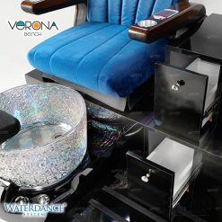 Verona Single Pedicure Spa Bench 3
