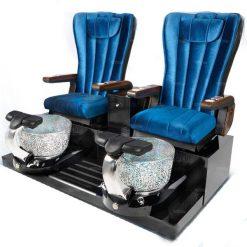 Verona Single Pedicure Spa Bench 6