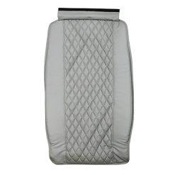 Diamond Pu Leather Backrest With Pad 2