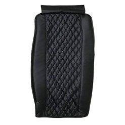 Diamond Pu Leather Backrest With Pad 3
