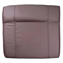 Plain Pu Leather Seat Cushion 1