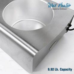 Gs12005 Wax Heater 9.92 Lb 6