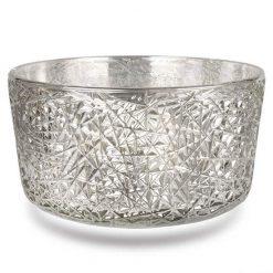 Gs5009 Bird Nest Clear Glass Bowl