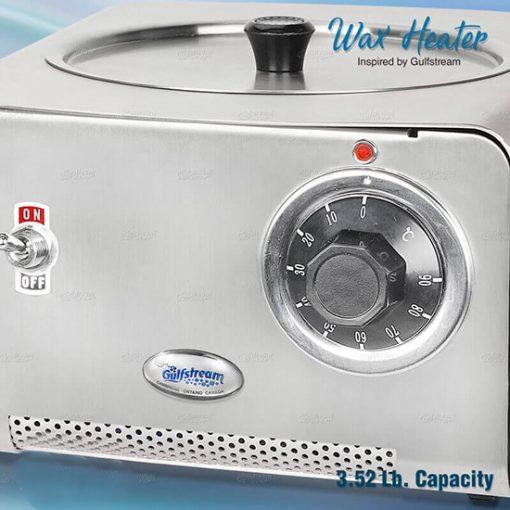 GS12006 Wax Heater 3.52 Lb