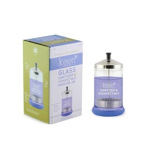 Keen Essentials Heavy Duty Sanitizer & Disinfectant Jar