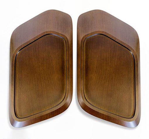 Gs8127-A – 9660 Tray Top Trim Wood Grain Color Set
